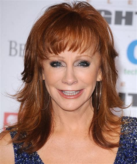rebas hairstyle how to hairstyles reba mcentire