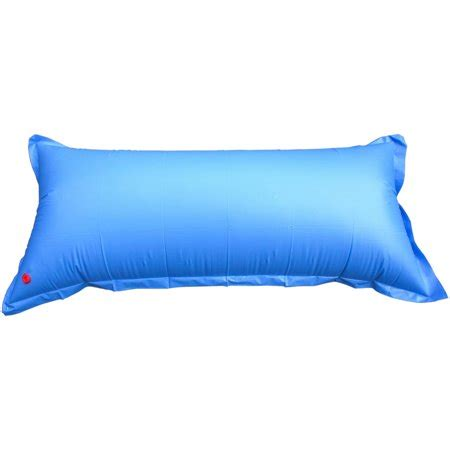 what size air pillow for above ground pool heavy duty 4 x 8 winterizing air pillow for above ground