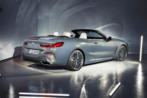 bmw convertible price new 2019 bmw 8 series convertible specs pics and prices