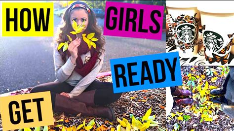 how get ready for fall krazyrayray