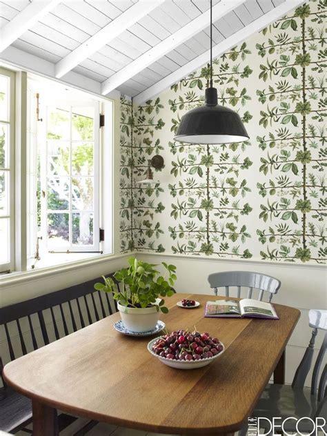 kitchen wallpaper ideas chic wallpaper designs