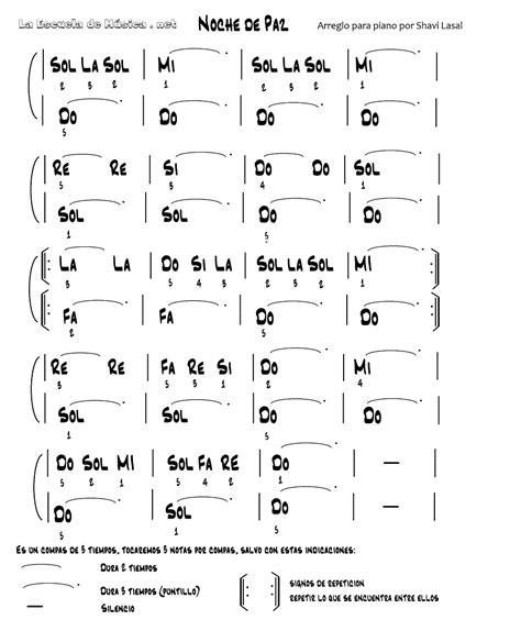 tutorial piano noche de paz villancicos f 225 ciles para piano aprende a tocar por ti