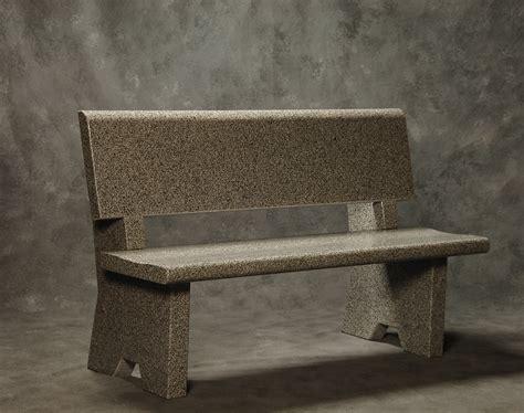 grey garden bench roquemore marble and granite garden bench