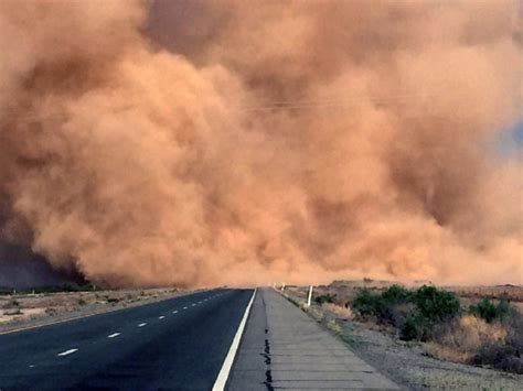 A In The Dust haboob or sandstorm arabic weather term stirs controversy