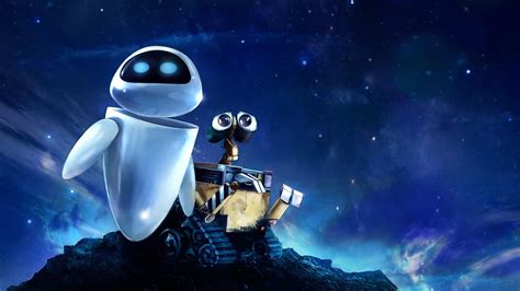 robot film hd download download 1920x1080 hd wallpaper wall e robot couple sky