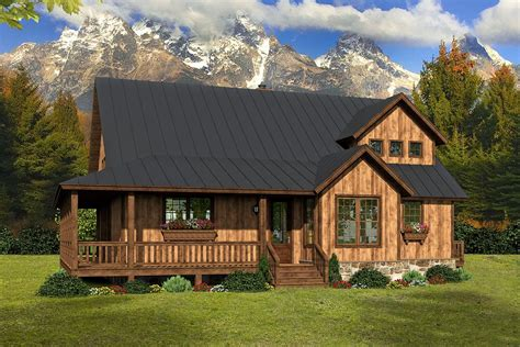 cabin house plans cabin house plans mountain home designs floor plan