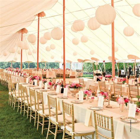 tents weddings