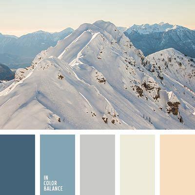 winter color schemes 25 best ideas about winter color palettes on
