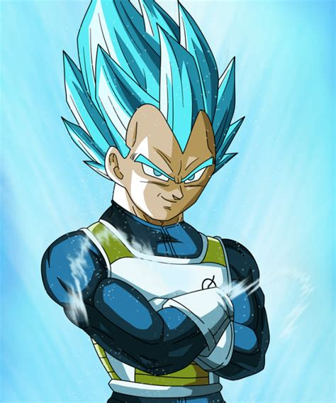 vegeta blue wallpaper iphone
