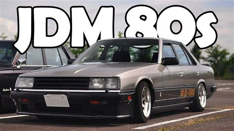 Cars Of The 80 S by Most Iconic Japanese Cars Of The 80s