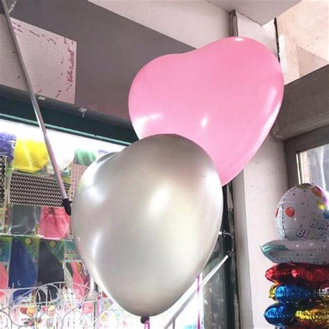 Balon Latek Jumbo Balloon Berkualitas 50pcs lot 36 inch large shape helium balloons wedding happy