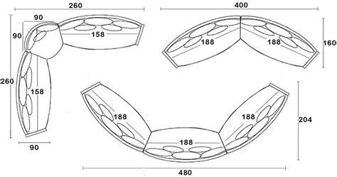 divano angolare dimensioni divani angolari imperial