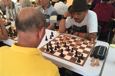 villa gading indah chess club gelar turnamen catur