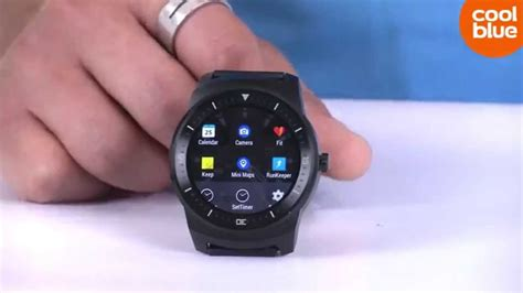 Lg Smartwatch R Lg G R Smartwatch Productvideo Nl Be