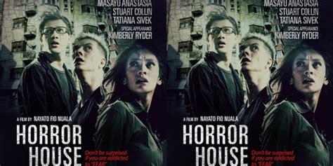 sinopsis film horor komedi indonesia sinopsis film horror house dijamin bikin kamu ketakutan