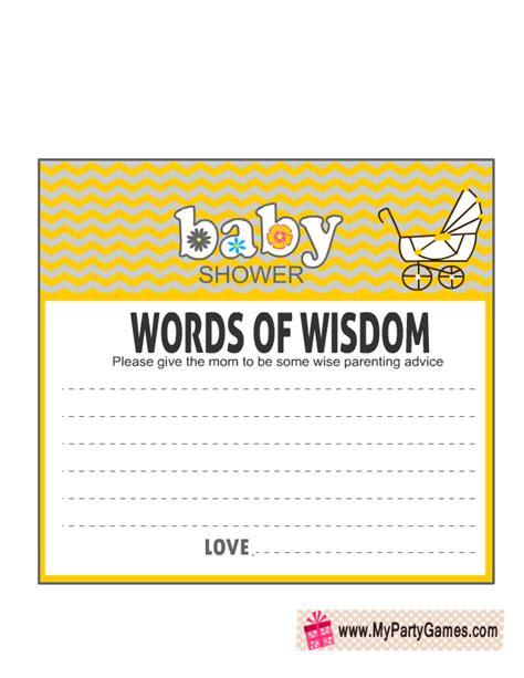 color of wisdom free printable words of wisdom cards