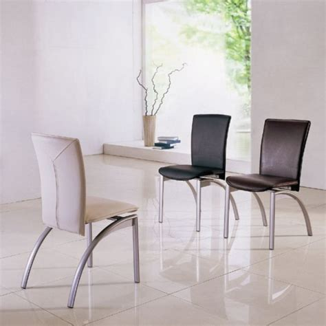 wash white contemporary dining chair side: modern dining chairs modern furniture dining sets  modern pictures