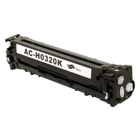 Toner Cartridge Compatible Hp 128a For Use In Cm1415 Ce323 Magenta black toner cartridge compatible with hp ce320a 128a n5980