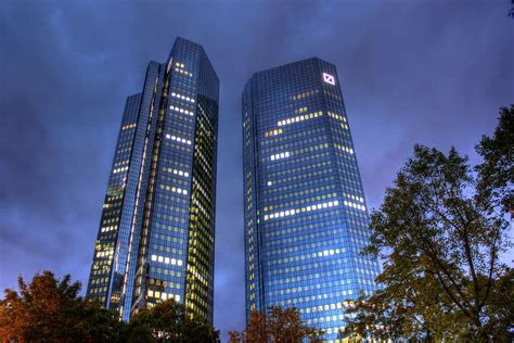 deutsche bank tower deutsche bank building frankfurt by a l e x x on deviantart