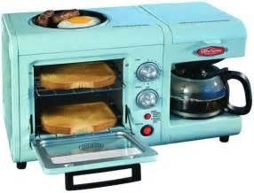 White Toaster Oven Reviews Nostalgia Electrics Retro Series 3 In 1 Breakfast Station