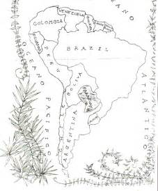 coloring map of south america free coloring pages of temperate forest