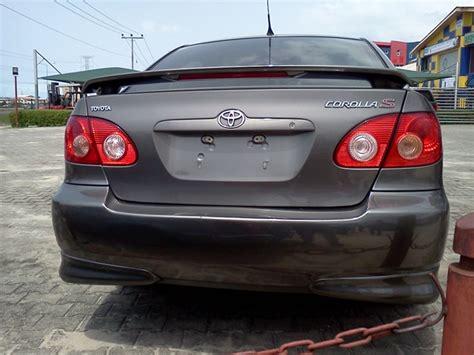 toyota corolla type s 2007 toyota corolla type s clean sports package n1 9m