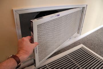 How to Replace Furnace & AC Filters