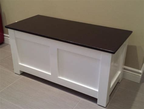 Dining Room Table Refinishing Homemade Entryway Storage Bench Diyideacenter Com