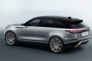 2018 range rover velar drive review automobile