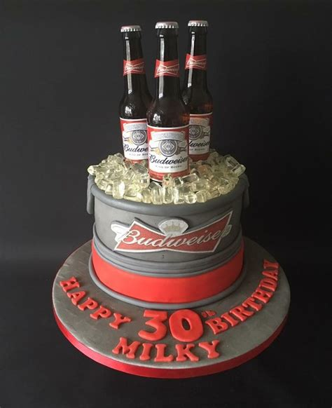 budweiser cake best 25 budweiser cake ideas on