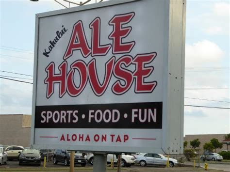 ale house kahului aloha on tap picture of kahului ale house kahului tripadvisor