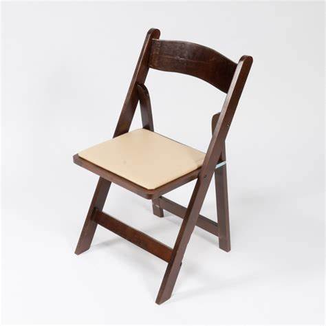 fruitwood folding chair rental fruitwood folding chair encore events rentals