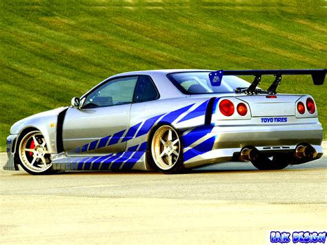 blue nissan skyline fast and furious the gallery for gt nissan skyline fast and furious wallpaper