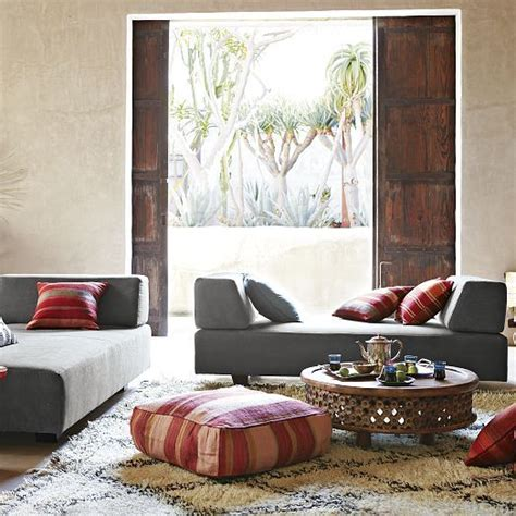 modern approach  moroccan decorating home decor
