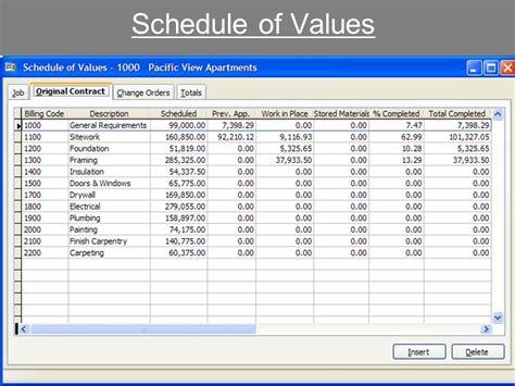 Free Construction Schedule Spreadsheet Template Business Construction Schedule Of Values Template Excel