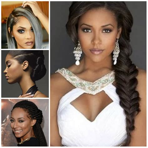 Black Womens Hairstyles by Black Hairstyles Haircuts Hairstyles 2017 And