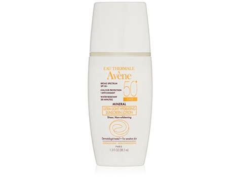 avene eau thermale ultra light hydrating sunscreen lotion avene ultra light hydrating sunscreen lotion spf 50 1 69