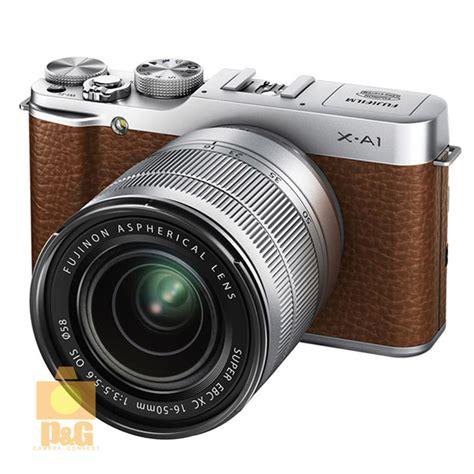 1 Fujifilm X A2 Kit 16 50mm Ois Ii Brown new boxed fujifilm x a1 xa1 xc 16 50mm f 3 5 5 6 ois lens lens kit brown ebay