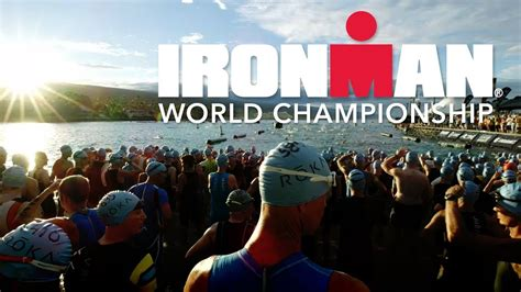 ironman world championship youtube