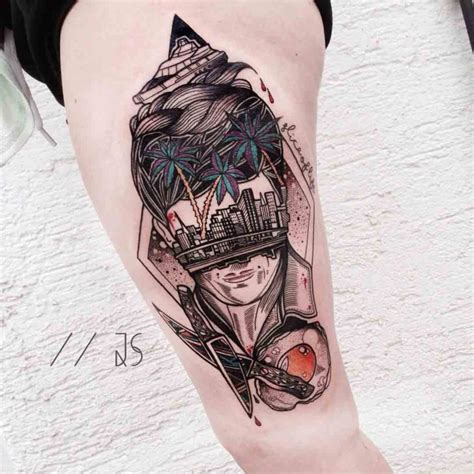 abstract tattoo designs best tattoo ideas gallery