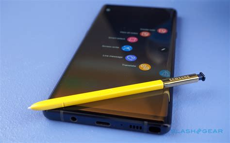 samsung galaxy note 9 on pro android comes at a