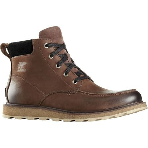 mens moc toe boot sorel madson moc toe boot s backcountry