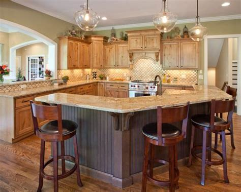houzz kitchen island ideas kitchen island ideas houzz