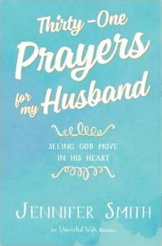 when a husband prays books a s prayer for husband