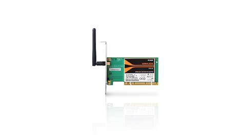 D Link Wireless N 150 Desktop Pci Adapter Dwa 525 dwa 525 wireless n 150 pci desktop adapter d link