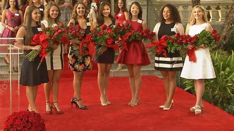 tournament of roses house 2015 rose parade rose court plan for grand marshal announced abc7 com