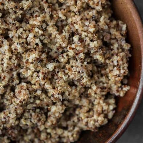 Quinoa Shelf by Quinoa Recipes Storage And Cooking Tips Naturally Ella