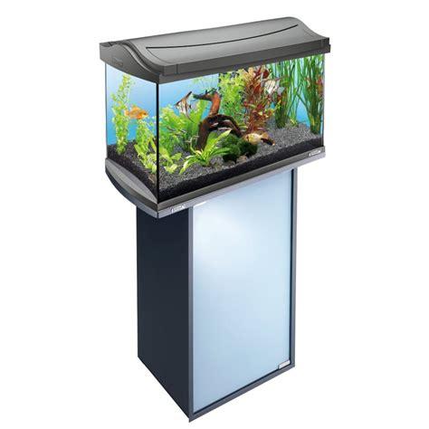 mobili per acquario mobile per acquario tetra aquaart 60 antracite