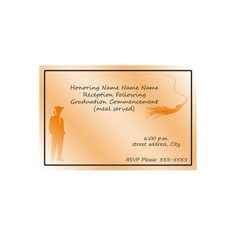 Card Insert Template Free For Graduation by Graduation Invitation Insert Template Orderecigsjuice Info