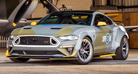 New Mustang 700 Hp by 700 Hp Ford Eagle Squadron Mustang Gt Debuts At Goodwood